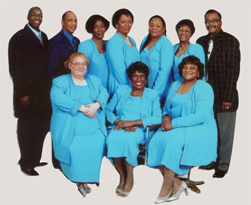 The Voices of Joy Gospel Group